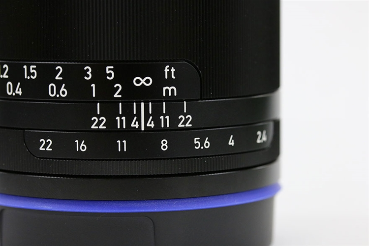 Carl Zeiss (カールツァイス) Loxia 2.4/25 E-mount フォーカスリング