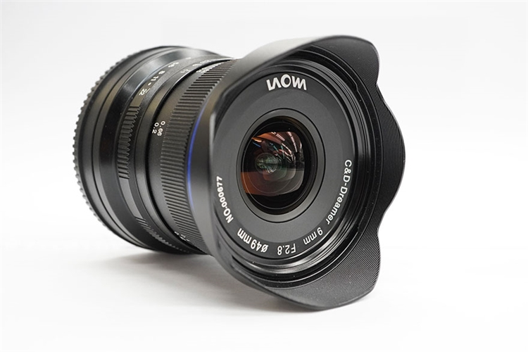 LAOWA (Venus Optics) 9mm F2.8 ZERO-D 本体
