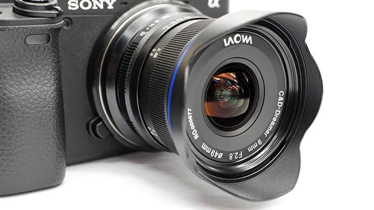LAOWA (ラオワ) 9mm F2.8 ZERO-D