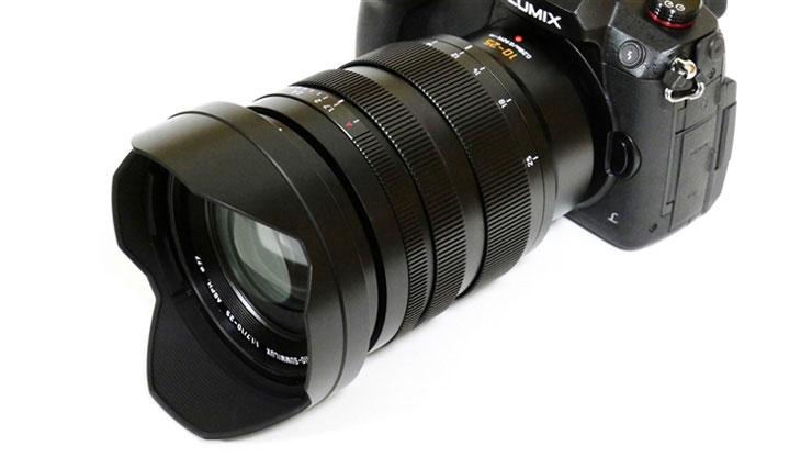 Panasonic(パナソニック)LEICA DG VARIO-SUMMILUX 10-25mm/F1.7 ASPH.