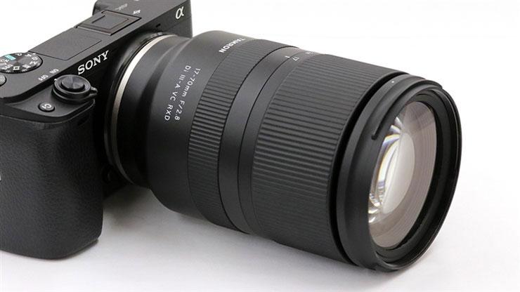 TAMRON(タムロン) 17-70mm F/2.8 Di III-A VC RXD (Model B070) SONY(ソニー)E 本体写真1