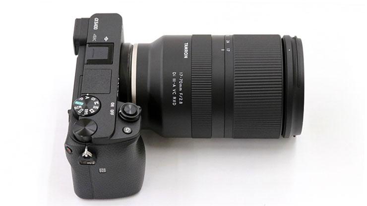 TAMRON(タムロン) 17-70mm F/2.8 Di III-A VC RXD (Model B070) SONY(ソニー)E 本体写真2