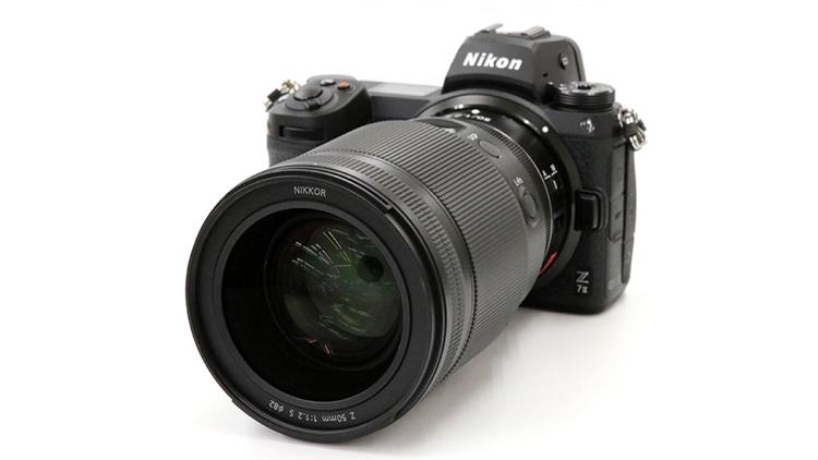 Nikon(ニコン) Z7IIにNIKKOR Z 50mm f/1.2 S 本体1