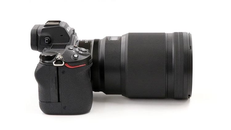 Nikon(ニコン) Z7IIにNIKKOR Z 50mm f/1.2 S 本体2