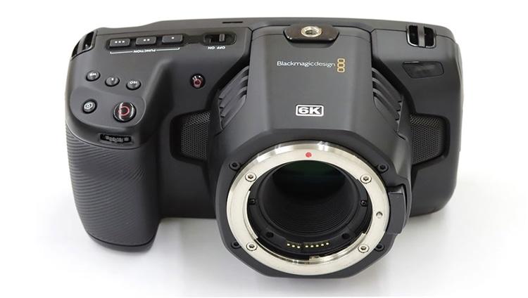 Blackmagic(ブラックマジック) Pocket Cinema Camera 6K