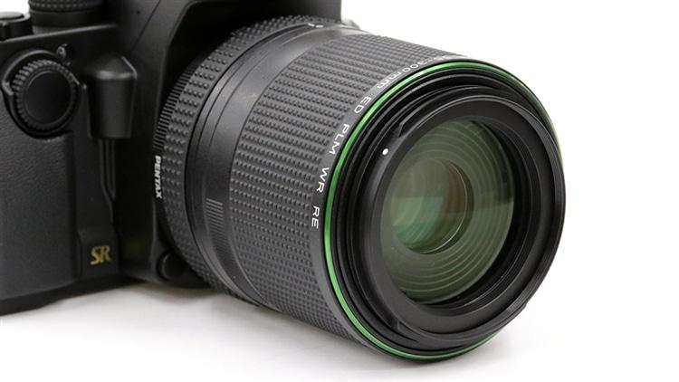 PENTAX KP + HD PENTAX-DA 55-300mmF4.5-6.3ED PLM WR RE 正面画像2