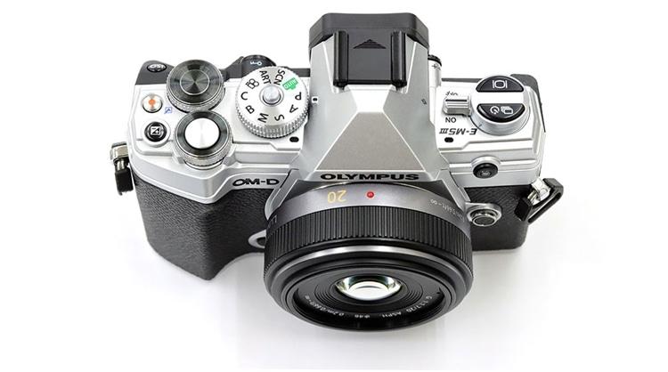 OLYMPUS OM-D E-M5 MarkIII + LUMIX G 20mm / F1.7 ASPH.