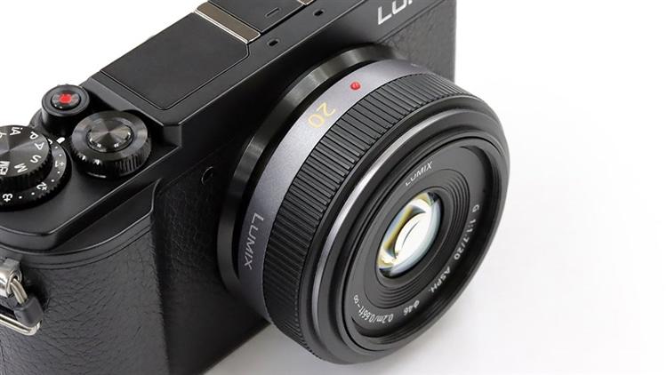Panasonic(パナソニック) Lumix GX7 Mark III + LUMIX G 20mm / F1.7 ASPH.