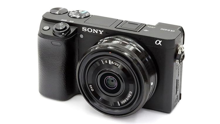 SONY(ソニー) α6400 + E 20mm F2.8