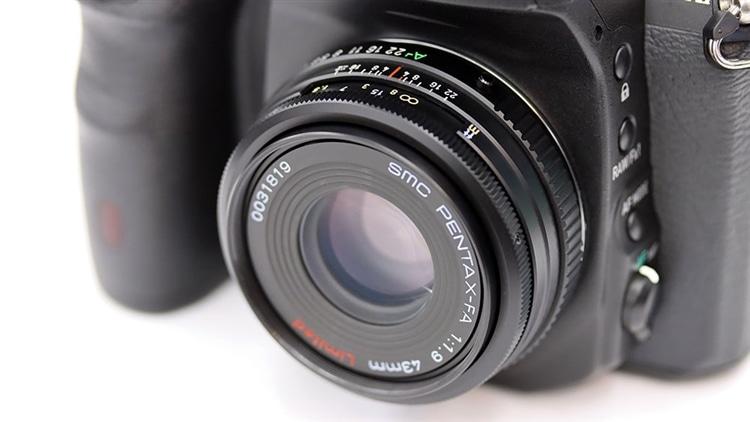 PENTAX(ペンタックス) smc PENTAX-FA 43mmF1.9 Limited