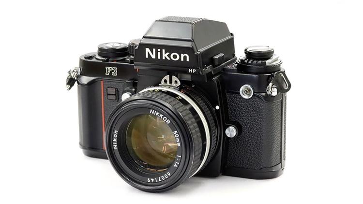 Nikon(ニコン) F3 + Ai50mm f1.4s 本体2