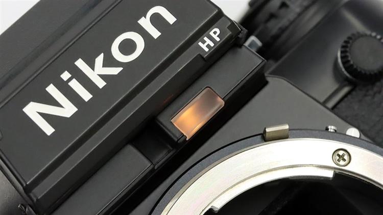 Nikon(ニコン) F3 ファインダー照明