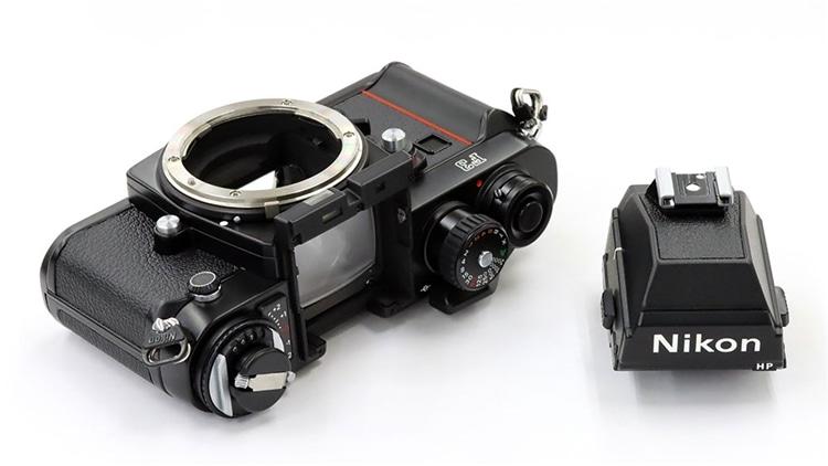 Nikon(ニコン) F3ファインダー取り外し