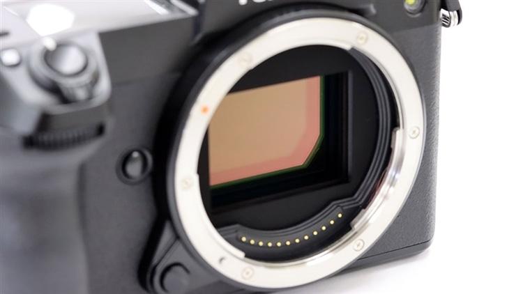 FUJIFILM(富士フイルム) GFX100S センサー
