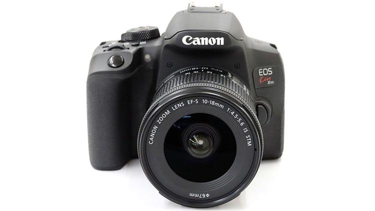 Canon(キヤノン) EOS Kiss X10i + EF-S 10-18mm F4.5-5.6 IS STM 本体