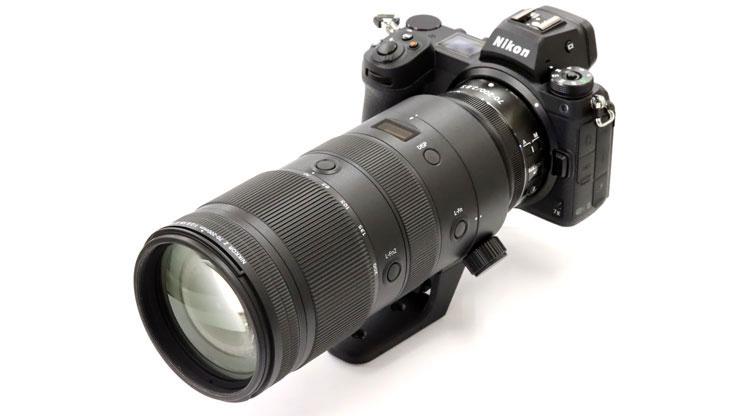 Nikon(ニコン) Z7II + NIKKOR Z 70-200mm f/2.8 VR S 本体3