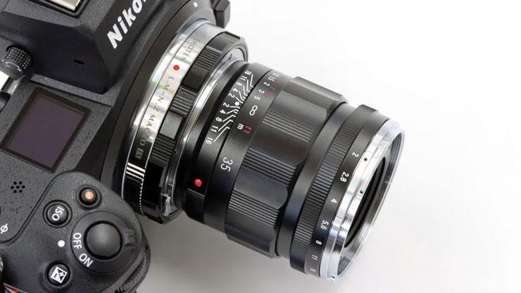 Voigtlander(フォクトレンダー) APO-LANTHAR 35mm F2 Aspherical VM 本体2