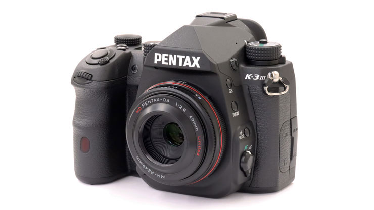 PENTAX(ペンタックス) K-3 MarkIII 本体1