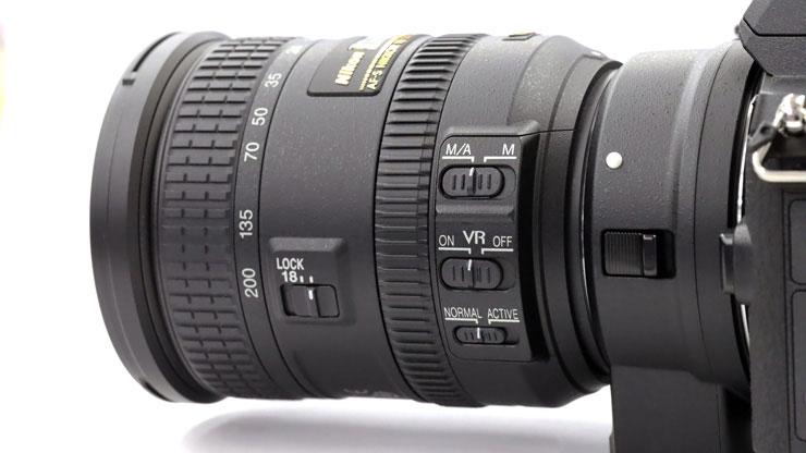 Nikon(ニコン) AF-S DX NIKKOR 18-200mm f/3.5-5.6G ED VR II 本体2