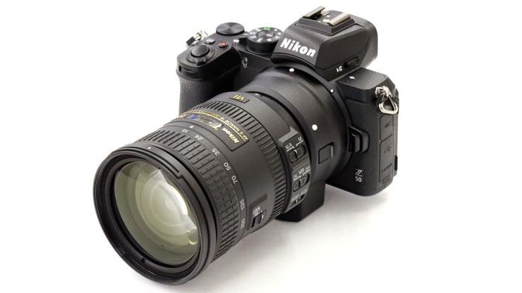 Nikon(ニコン) AF-S DX NIKKOR 18-200mm f/3.5-5.6G ED VR II 本体1