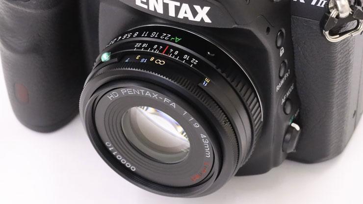 K-1 MarkII HD PENTAX-FA 43mmF1.9 Limited
