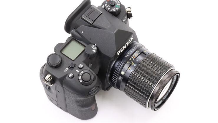 PENTAX(ペンタックス) K-3 MarkIII + SMCM135/3.5