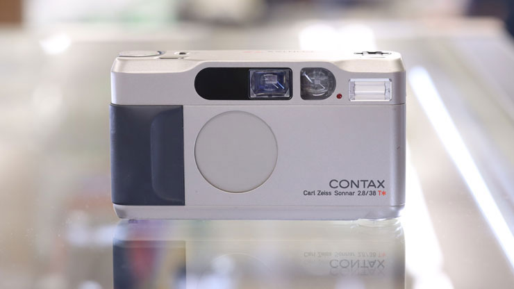 CONTAX(コンタックス)T2