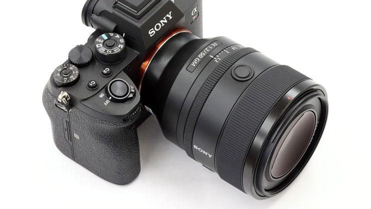 SONY(ソニー) α7RIV + FE 50mm F1.2 GM 本体2