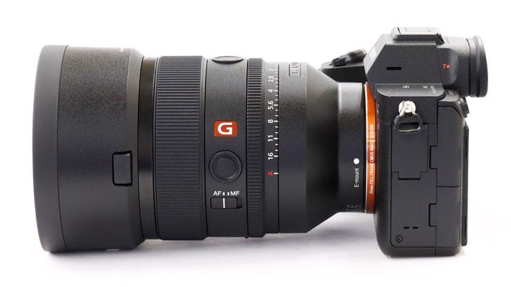 SONY(ソニー) α7RIV + FE 50mm F1.2 GM 本体3