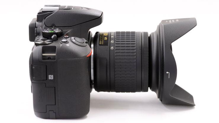 Nikon(ニコン) AF-P DX NIKKOR 10-20mm f/4.5-5.6G VR 本体(フード付き)