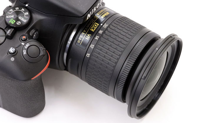 Nikon(ニコン) AF-P DX NIKKOR 10-20mm f/4.5-5.6G VR 本体