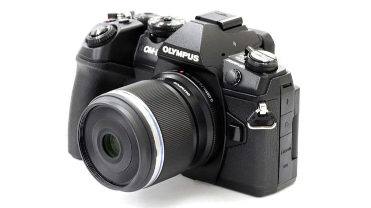 OLYMPUS(オリンパス) M.ZUIKO DIGITAL ED 30mm F3.5 Macro 本体1