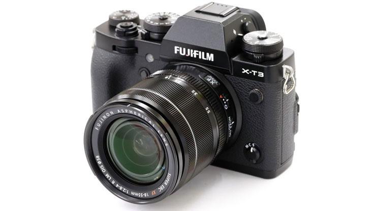FUJIFILM(富士フイルム) X-T3 + フジノンレンズ XF18-55mmF2.8-4 R LM OIS 本体1
