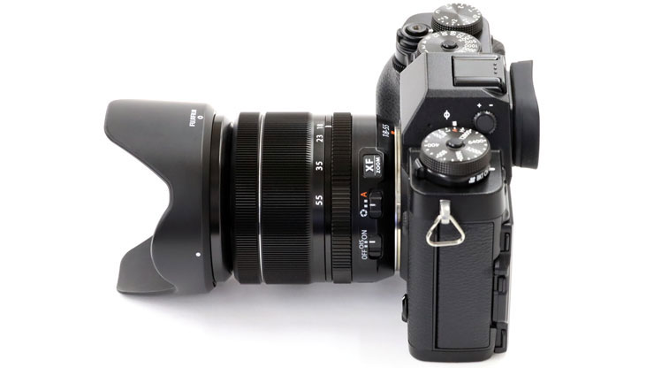 FUJIFILM(富士フイルム) X-T3 + フジノンレンズ XF18-55mmF2.8-4 R LM OIS 本体2