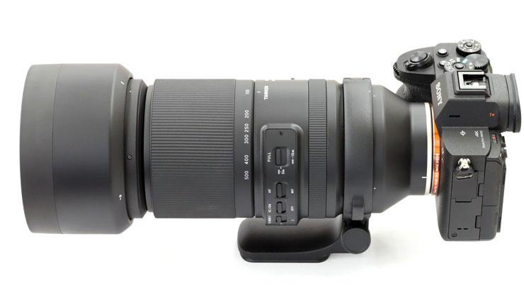 TAMRON(タムロン) 150-500mm F/5-6.7 Di III VC VXD 本体3