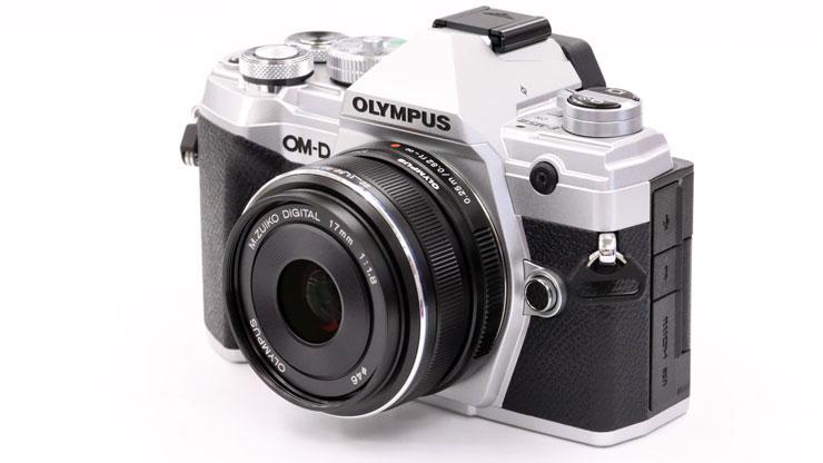 OLYMPUS(オリンパス) M.ZUIKO DIGITAL 17mm F1.8 本体3