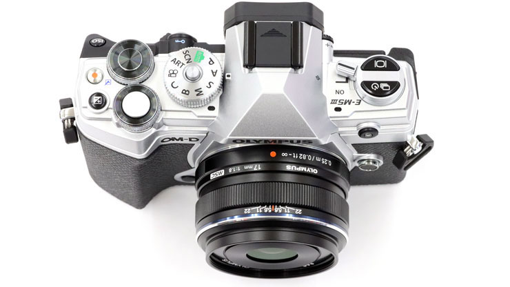 OLYMPUS(オリンパス) M.ZUIKO DIGITAL 17mm F1.8 本体2