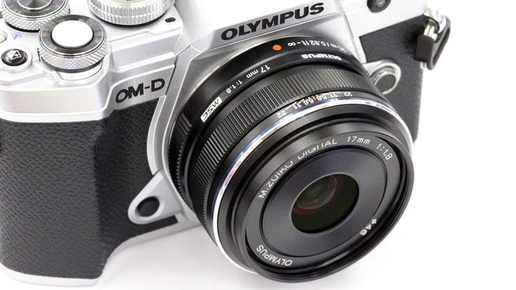 OLYMPUS(オリンパス) M.ZUIKO DIGITAL 17mm F1.8 本体1