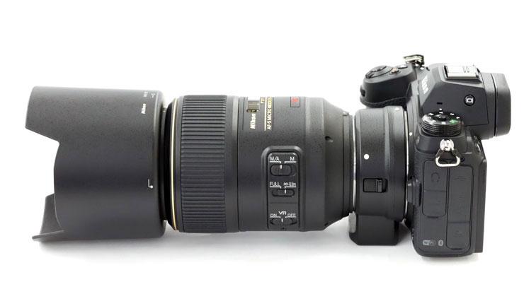 Nikon(ニコン) AF-S VR Micro-Nikkor 105mm f/2.8G IF-ED 本体3