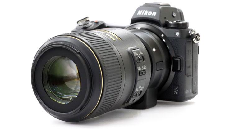 Nikon(ニコン) AF-S VR Micro-Nikkor 105mm f/2.8G IF-ED 本体1