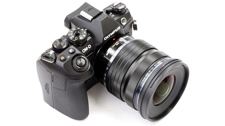 OLYMPUS(オリンパス) M.ZUIKO DIGITAL ED 8-25mm F4.0 PRO 本体1