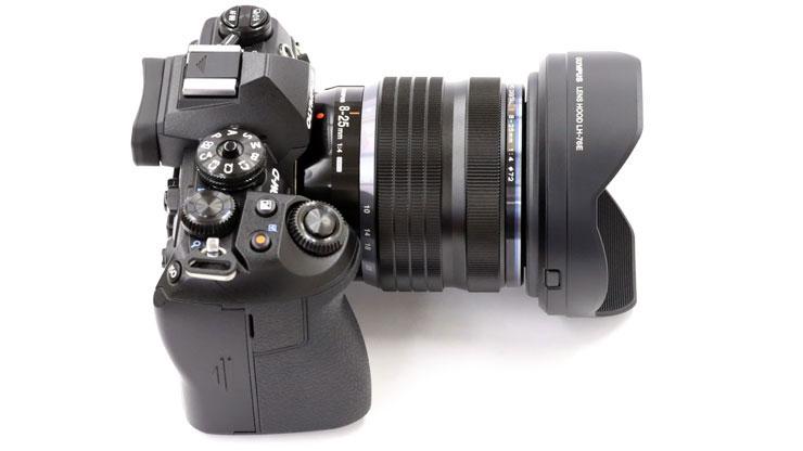 OLYMPUS(オリンパス) M.ZUIKO DIGITAL ED 8-25mm F4.0 PRO 本体3