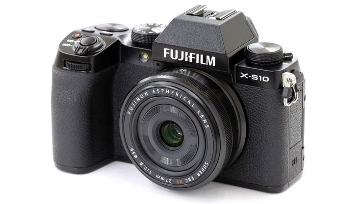FUJIFILM(富士フイルム) フジノンレンズ XF27mmF2.8 本体1