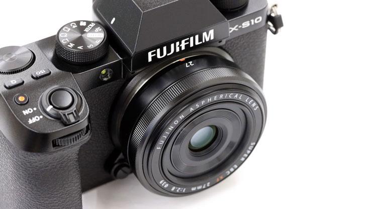 FUJIFILM(富士フイルム) フジノンレンズ XF27mmF2.8 本体2
