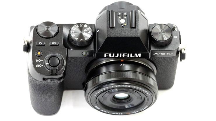 FUJIFILM(富士フイルム) フジノンレンズ XF27mmF2.8 本体3