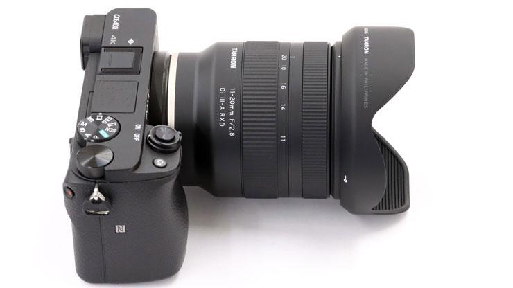TAMRON(タムロン) 11-20mm F/2.8 Di III-A RXD (Model B060) 本体2