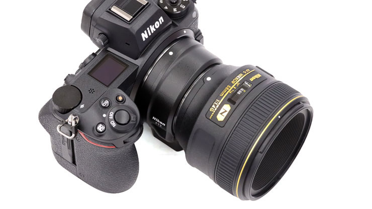 Nikon(ニコン) AF-S NIKKOR 58mm f/1.4G 本体2