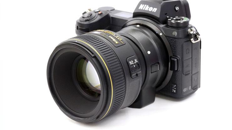 Nikon(ニコン) AF-S NIKKOR 58mm f/1.4G 本体1