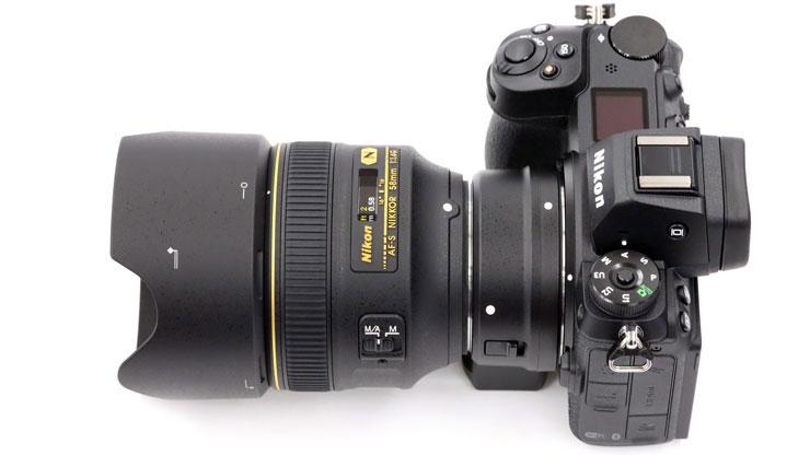 Nikon(ニコン) AF-S NIKKOR 58mm f/1.4G 本体3