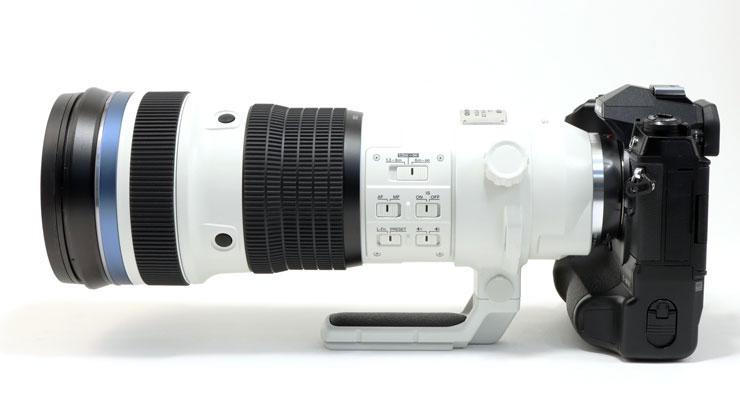 OLYMPUS(オリンパス) M.ZUIKO DIGITAL ED 150-400mm F4.5 TC1.25x IS PRO 本体2